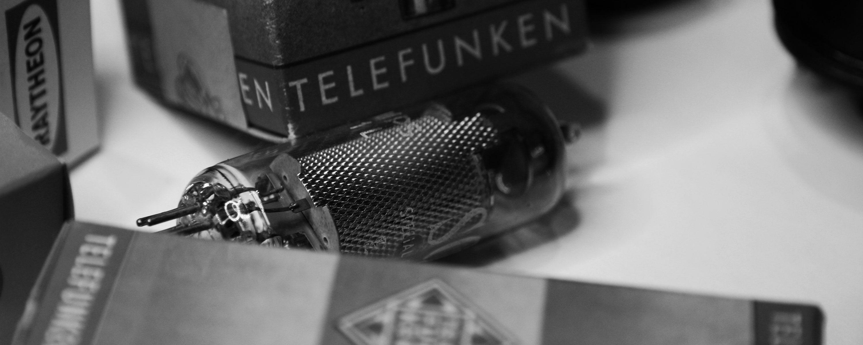 Heule Mikrofon Manufaktur - Telefunken Tube