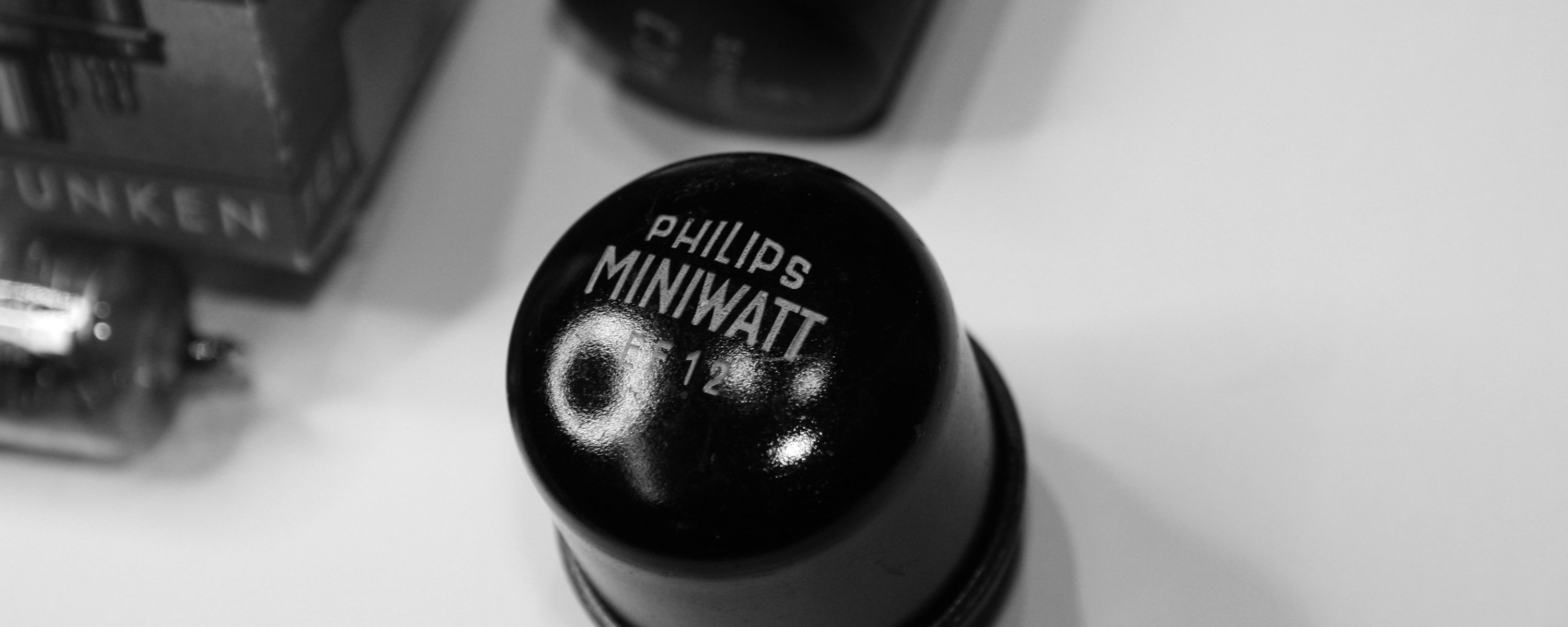 Heule Mikrofon Manufaktur - Philips Tube